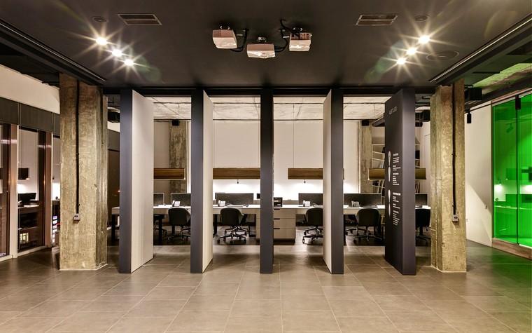 Дизайн офиса. офисы из проекта LetLed. Офисный интерьер студии интерьера Zooi, фото №78114