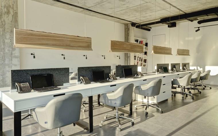 Дизайн офиса. офисы из проекта LetLed. Офисный интерьер студии интерьера Zooi, фото №78117