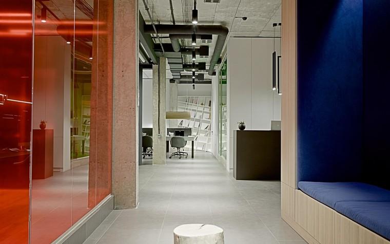 Дизайн офиса. офисы из проекта LetLed. Офисный интерьер студии интерьера Zooi, фото №78100