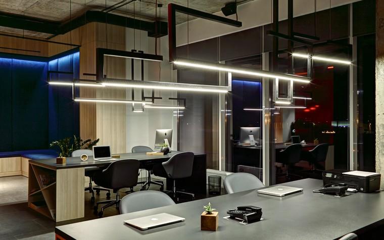 Дизайн офиса. офисы из проекта LetLed. Офисный интерьер студии интерьера Zooi, фото №78101