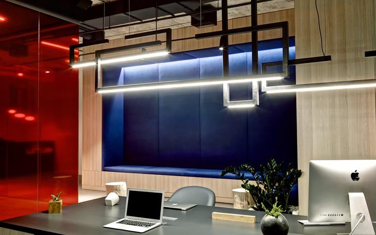Дизайн офиса. офисы из проекта LetLed. Офисный интерьер студии интерьера Zooi, фото №78102
