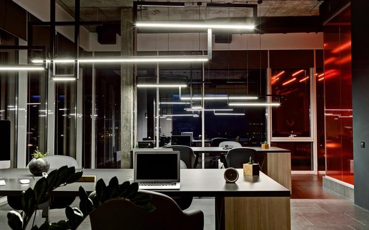 Дизайн офиса. офисы из проекта LetLed. Офисный интерьер студии интерьера Zooi, фото №78104