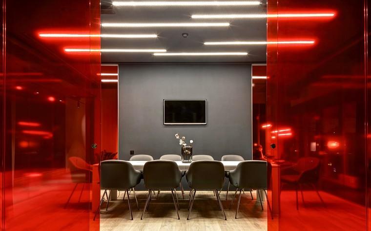 Дизайн офиса. офисы из проекта LetLed. Офисный интерьер студии интерьера Zooi, фото №78105