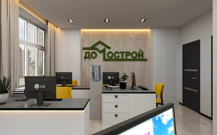 Дизайн офиса. офисы из проекта Офис в котором хочется жить :), фото №80110