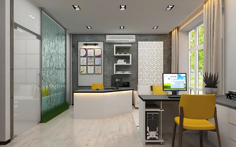 Дизайн офиса. офисы из проекта Офис в котором хочется жить :), фото №80115