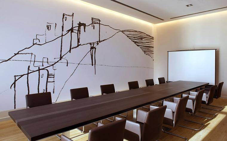 Дизайн офиса. офисы из проекта , фото №5100