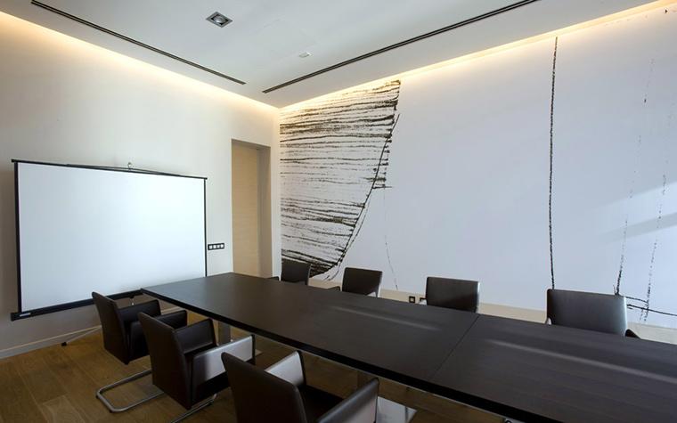 Дизайн офиса. офисы из проекта , фото №5101