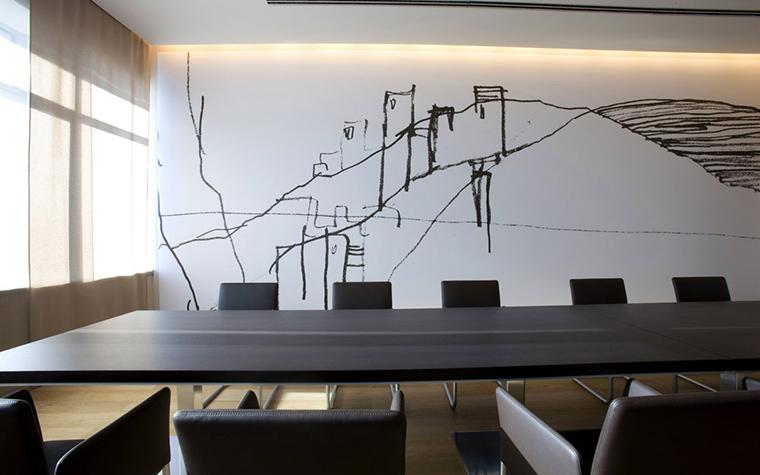 Дизайн офиса. офисы из проекта , фото №5102