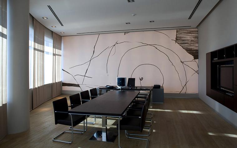 Дизайн офиса. офисы из проекта , фото №5103