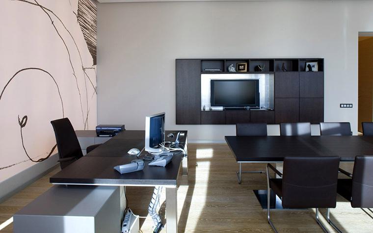 Дизайн офиса. офисы из проекта , фото №5104