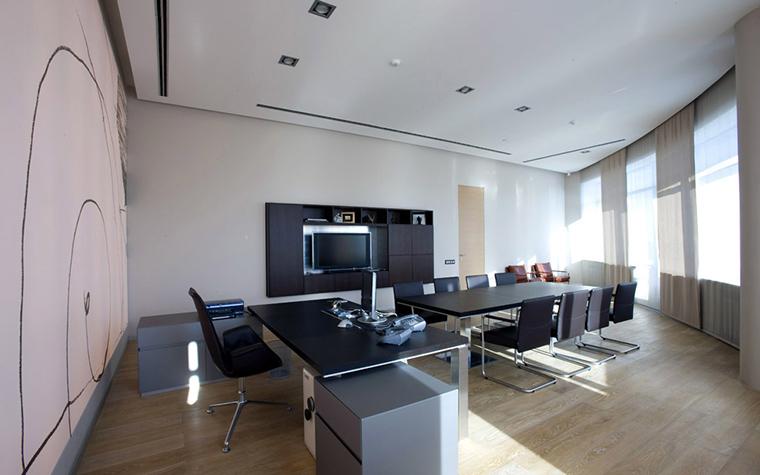 Дизайн офиса. офисы из проекта , фото №5105