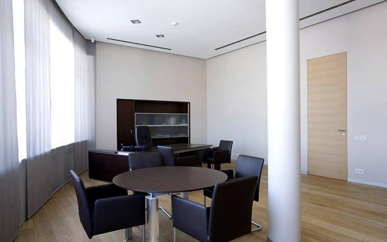 Дизайн офиса. офисы из проекта , фото №5109