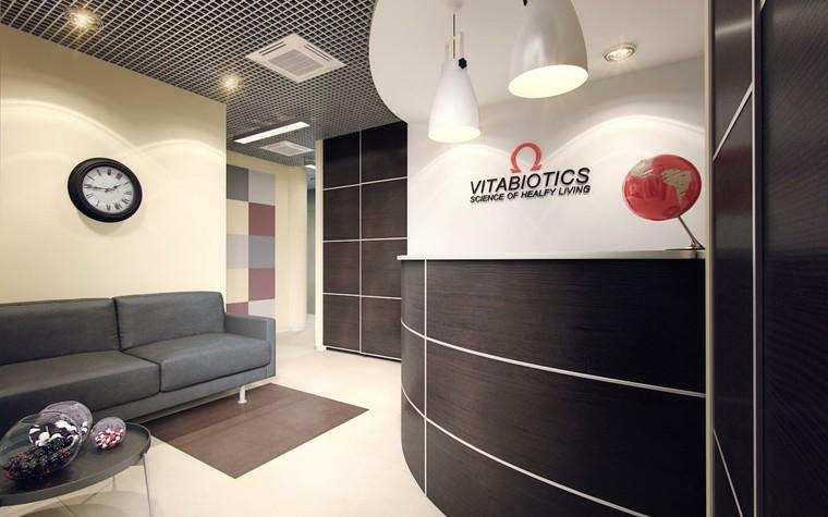 Дизайн офиса. офисы из проекта Офис фармацевтической компании, фото №83831