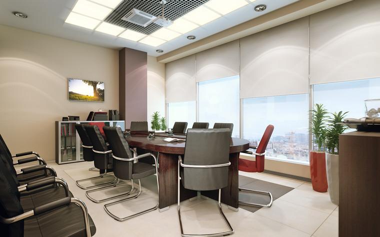 Дизайн офиса. офисы из проекта Офис фармацевтической компании, фото №83834
