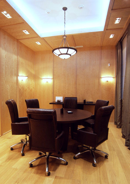Дизайн офиса. офисы из проекта , фото №6142