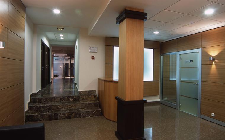 Дизайн офиса. офисы из проекта , фото №6143