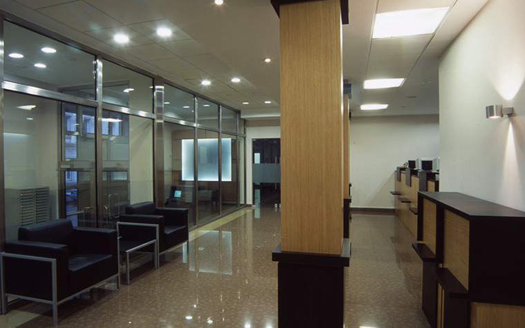 Дизайн офиса. офисы из проекта , фото №6147