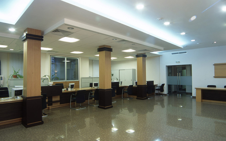 Дизайн офиса. офисы из проекта , фото №6151