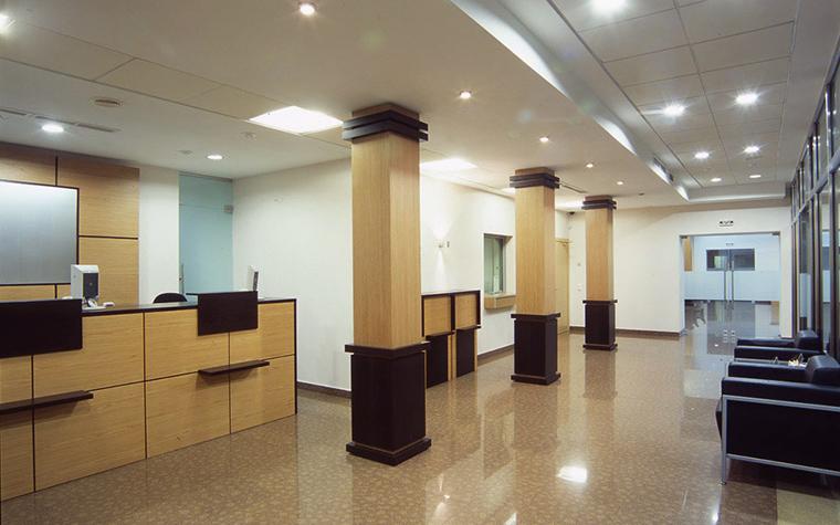 Дизайн офиса. офисы из проекта , фото №6157