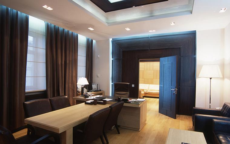 Дизайн офиса. офисы из проекта , фото №6158
