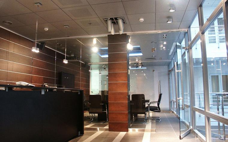 Дизайн офиса. офисы из проекта , фото №6247