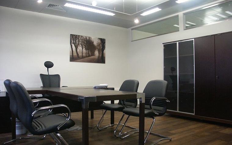 Дизайн офиса. офисы из проекта , фото №6249