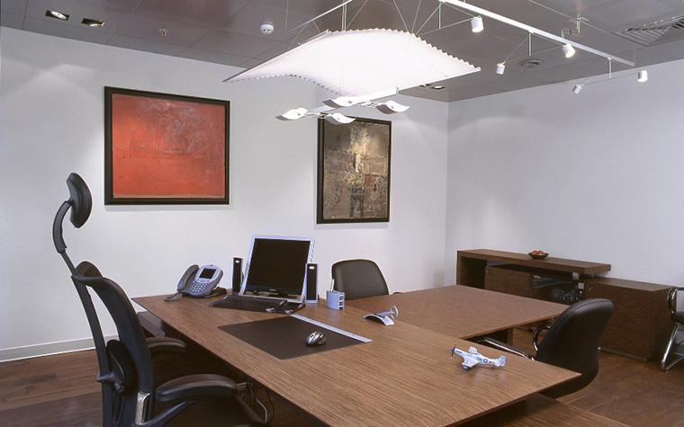 Дизайн офиса. офисы из проекта , фото №6252