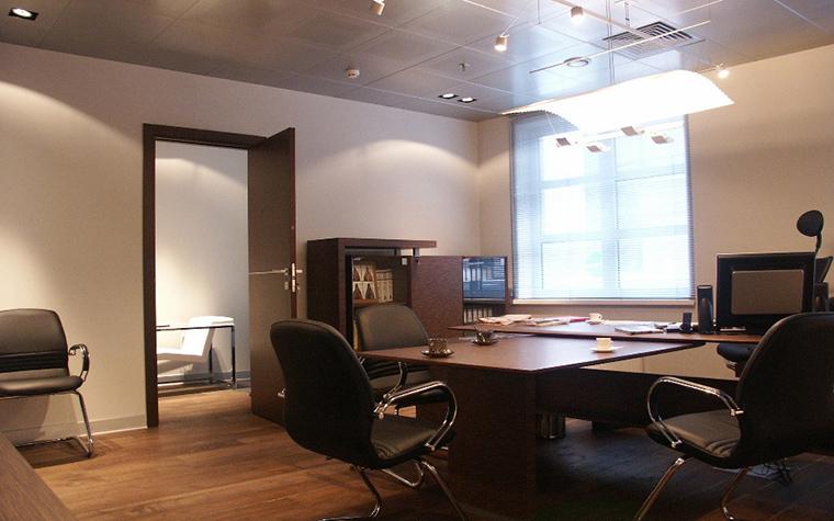 Дизайн офиса. офисы из проекта , фото №6253