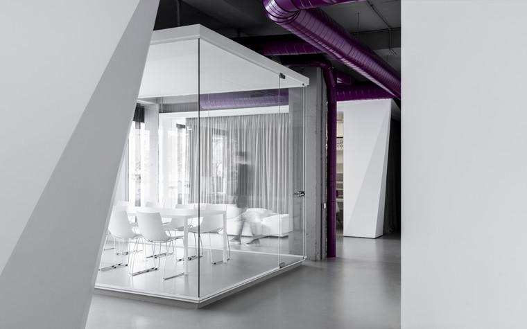 Дизайн офиса. офисы из проекта p u r p l e, фото №91951