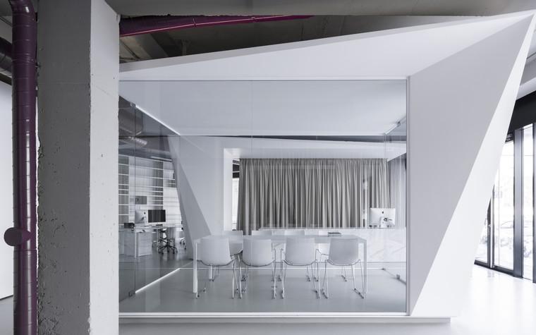 Дизайн офиса. офисы из проекта p u r p l e, фото №91952