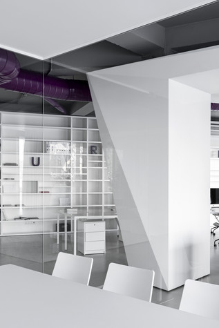 Дизайн офиса. офисы из проекта p u r p l e, фото №91944