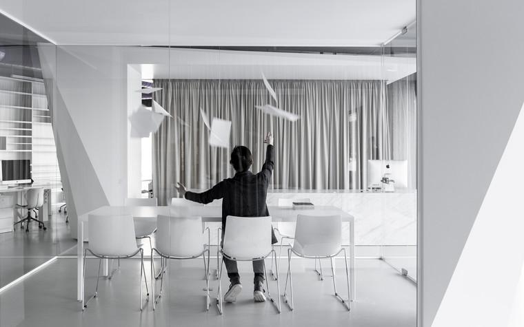 Дизайн офиса. офисы из проекта p u r p l e, фото №91945