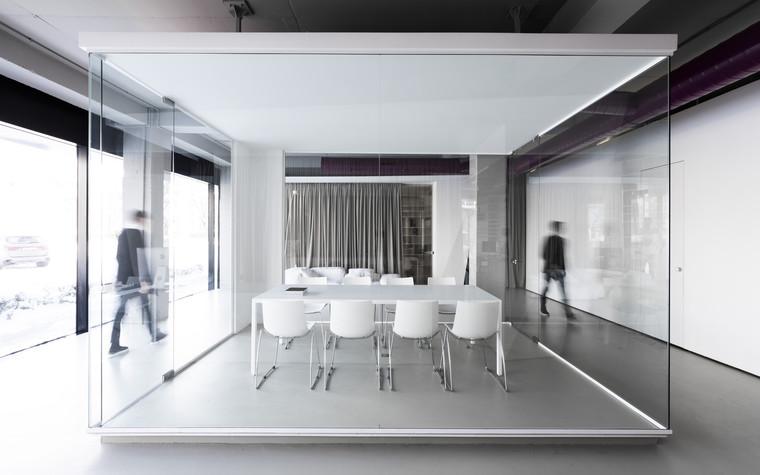 Дизайн офиса. офисы из проекта p u r p l e, фото №91946