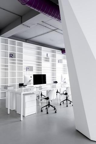 Дизайн офиса. офисы из проекта p u r p l e, фото №91949