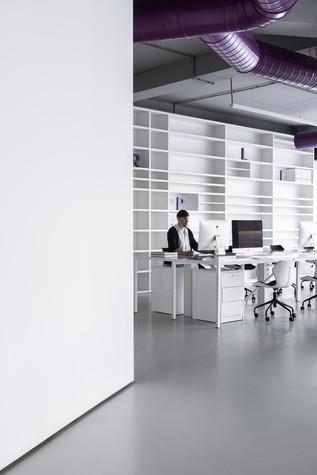 Дизайн офиса. офисы из проекта p u r p l e, фото №91950