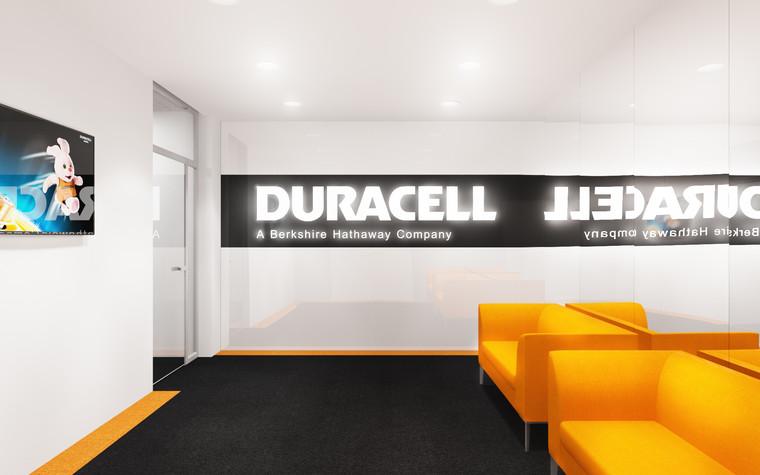 Дизайн офиса. офисы из проекта офис компании DURACELL, фото №92392