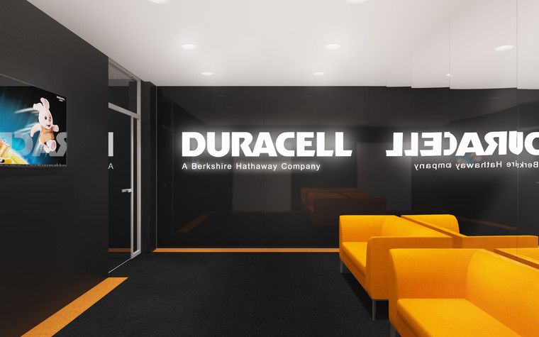 Дизайн офиса. офисы из проекта офис компании DURACELL, фото №92393