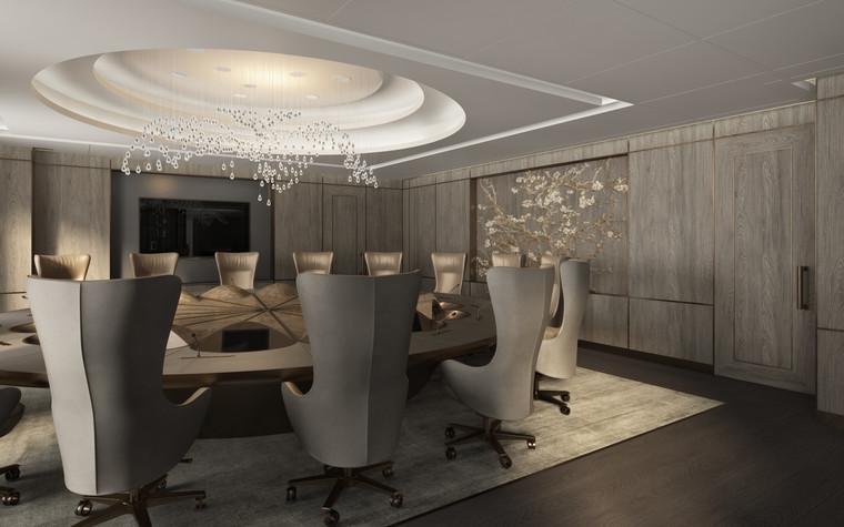 Дизайн офиса. офисы из проекта Крупная металлургическая компания, реновация зоны Совета Директоров, фото №92446