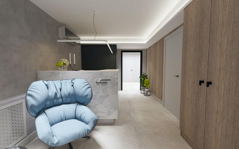 Дизайн офиса. офисы из проекта Офис. Медицинская компания, фото №92457
