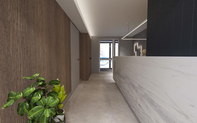 Дизайн офиса. офисы из проекта Офис. Медицинская компания, фото №92459