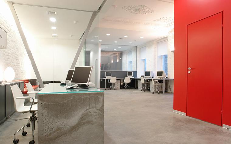 Фото № 6871 офисы  Дизайн офиса