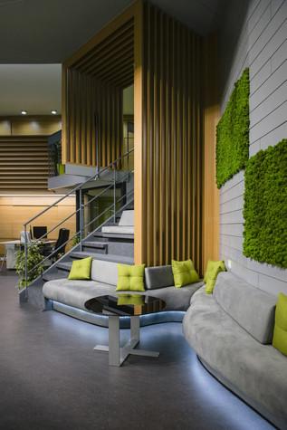 Дизайн офиса. офисы из проекта Офис IT компании , фото №93229