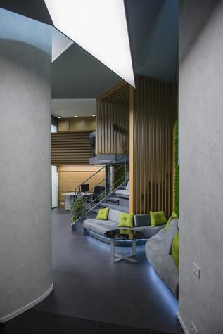 Дизайн офиса. офисы из проекта Офис IT компании , фото №93238
