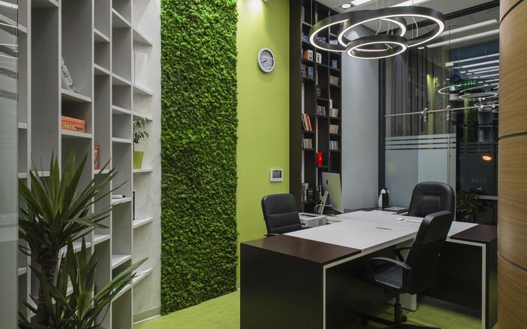Дизайн офиса. офисы из проекта Офис IT компании , фото №93233