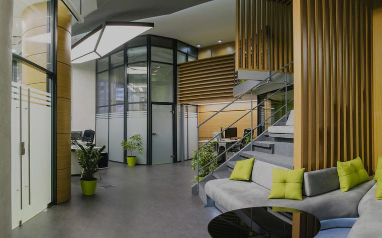 Дизайн офиса. офисы из проекта Офис IT компании , фото №93234