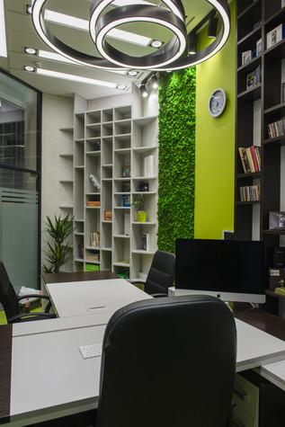 Дизайн офиса. офисы из проекта Офис IT компании , фото №93236