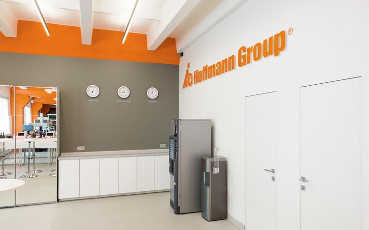 Дизайн офиса. офисы из проекта Шоу-рум Hoffmann Group, фото №95728