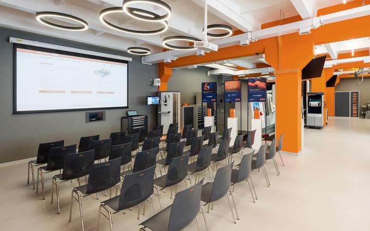 Дизайн офиса. офисы из проекта Шоу-рум Hoffmann Group, фото №95730