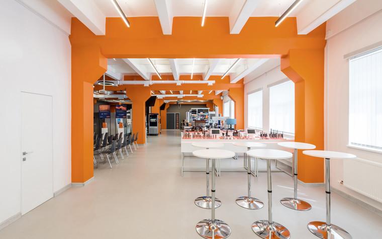 Дизайн офиса. офисы из проекта Шоу-рум Hoffmann Group, фото №95731