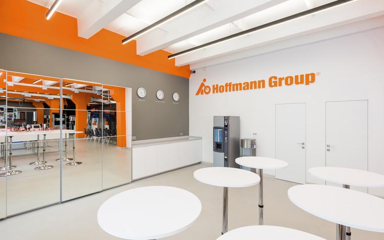 Дизайн офиса. офисы из проекта Шоу-рум Hoffmann Group, фото №95733